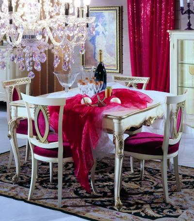 Masa cu scaune Versailles