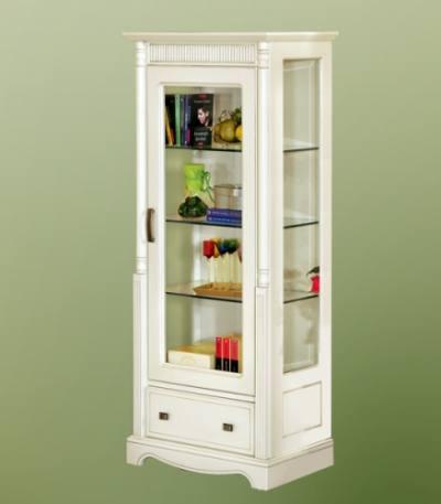 Sufragerie / Vitrina 1 usa 1 sertar